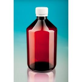 Butelka plastikowa 500 ml fi 28 (5 szt.)