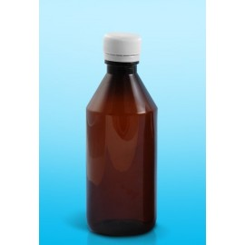 Butelka sterylna plastikowa 250 ml