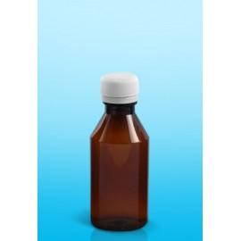 Butelka sterylna plastikowa 125 ml