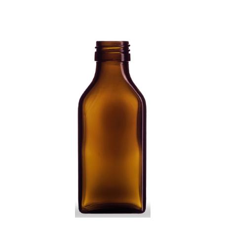 Butelka płaska 100 ml