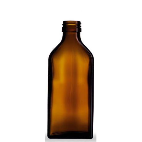 Butelka płaska 200 ml