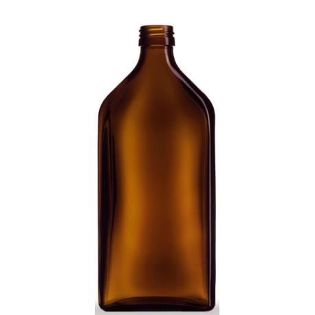 Butelka płaska 500 ml