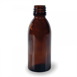Butelka apteczna 125 ml_fi 22 (20 szt.)