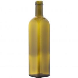 Butelka Marasca 1000 ml fi 31,5 kwadratowa (8 szt.)