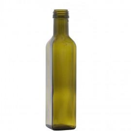 Butelka Marasca 250 ml fi 31,5 kwadratowa (18 szt.)