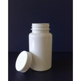 Butelka PET 100 ml fi 38 biała