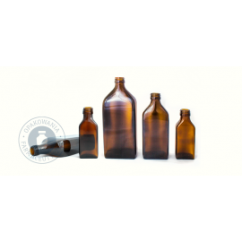 Butelki Płaskie
